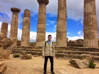 Agrigento - Valley of the Temples with Jeffrey
